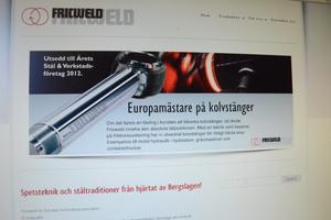 Fricweld har begärts i företagsrekonstruktion. 11 av de 32 anställda på anläggningen i Hällefors varslas om uppsägning. Fricwelds huvudverksamhet är tillverkning av kolvstänger till mobil hydraulik till bland annat hjullastare, grävmaskiner och containertruckar.