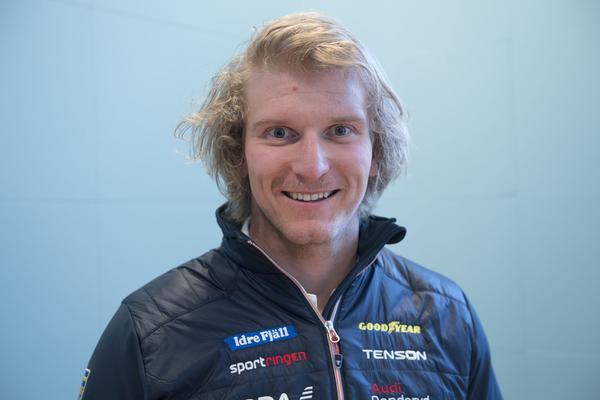 Viktor Andersson siktar mot pallplatser i årets världscup.