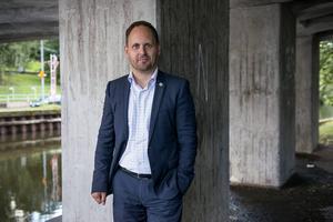 Jörgen Berglund vill satsa på jobben och bostäder.