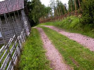Avkopplande. Att promenera längs vägen är inget annat än stärkande.