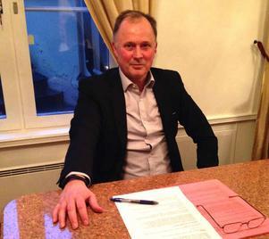 Stefan Friberg Svensson blev ny vd och klubbchef i maj förra året.
