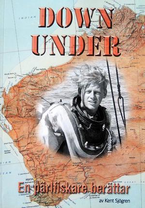 Kent Sjögren har även skrivit en bok om sina år som pärlfiskare i Australien. Boken ska bl a finnas på Ludvika bibliotek.