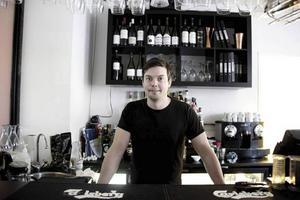 Alex Lindqvist driver även restaurang Huseliiharen. Bilden är tagen vid ett tidigare tillfälle.