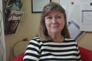 Carina Bergqvist är rektor på Torvallaskolan och hon tycker att det är bra att flera skolor samarbetar inom projektet.