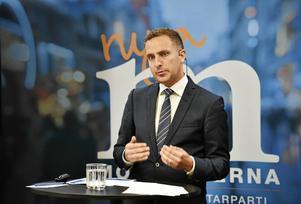 Moderaternas talesperson i rättspolitiska frågor, Tomas Tobé.