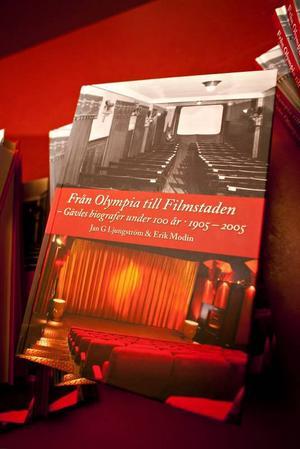 Uppgång och fall. Gävles biografliv har kartlagts, från födseln till Filmstaden.