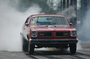 Markus Svensson, Lindefallet, körde Andreas Bergströms bil, eftersom Andreas själv var fullt upptagen med att ta studenten.