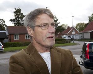 Hans Nilssons barnbarn var en av ungdomarna som sökte sommarjobb hos kommunen.