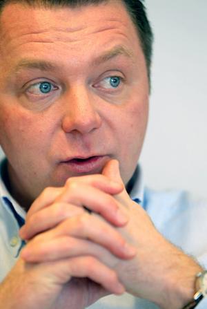 Magnus Jonsson, kommunalråd i Ockelbo