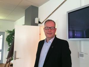 Hans Åhrman är ny ordförande för Sundsvall Hockey.