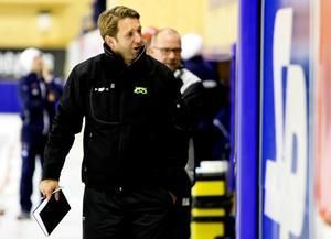 Patrik Larsson, tränare i LBK.