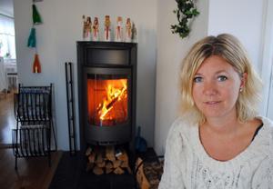 Efter många år i Vätternbygden har Hanna Blixt flyttat hem till Leksand igen.