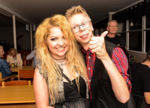 Emma Thyren och Andreas Axelsson: