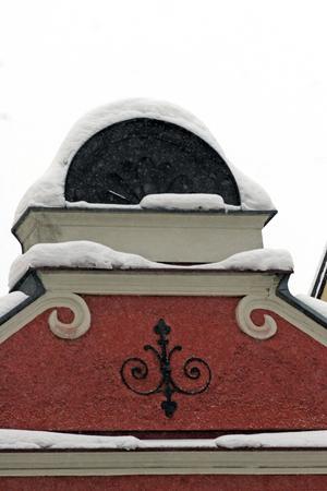 Vackra detaljer på fastigheten Kilsgatan 8.