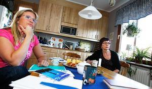 Evelina Åslund och Ingrid Holm är två av de drivande bakom föreningen AB Kontakt som vill erbjuda en gemenskap som kan leda till att personer med ätstörningar blir friska.