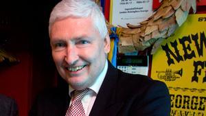 Martin Johnsson, ny ägare till Jazzens Museum.