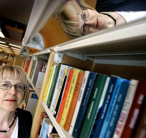 Vill se bättring. Bibliotekschefen Åsa Wirén Jonsson vill se en bättre kulturpolitik i Sandviken och har därför valt att engagera sig partipolitiskt.
