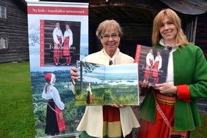 I Mejts och Susannes nya bok Folkdräkten guidas läsaren genom dräktdel för dräktdel och blåser liv i en tradition och ett kulturarv.