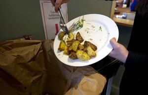 Nu kan grundskoleklasser i Söderhamns kommun få stipendium för sitt arbete i att minska matsvinnet.