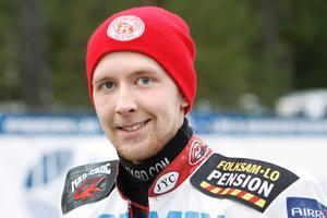 Timo Lahti kommer köra på svensk licens för att bli en bättre speedwayförare.