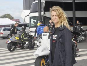 Evenansvariga Ramona Eklund funderar på evenemang 2015.