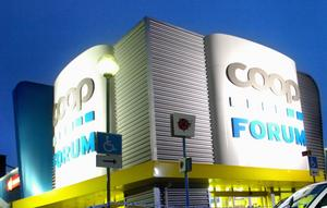 Coop Forum i Borlänge. Foto: arkivbild
