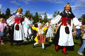 Midsommar. Foto: Esbjörn Johansson/arkiv.