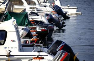 Stöldbegärligt. Förra året stals båtmotorer till ett värde av 200 miljoner.
