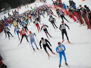 Åre Cross Country Open har på bara två år blivit en folkfest för såväl motionärer som världsmästare.