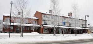 Det utgiftsbringande så kallade satellitboendet i Bispgården som Ragunda kommun vill återköpa för att sälja. Foto: Ingvar Ericsson