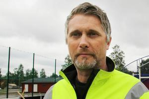 Johan Larsson, Bollnäs kommuns fastighetsgrupp.