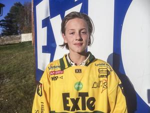 Isak Flodberg är klar för fem år med Ljusdals BK.