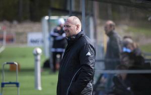 Norralas tränare Dennis Lundgren.