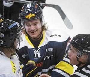 Filip Myhrman, här i Sundsvall Hockey
