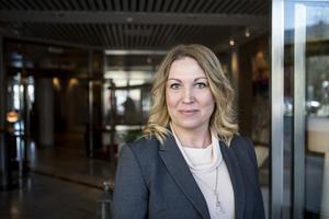 Lärarförbundet ordförande, Johanna Jaara Åstrand berömmer Orsa kommun.
