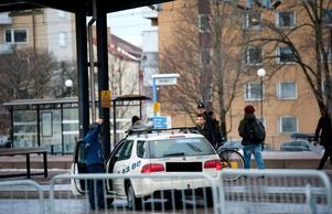 Hit kan taxichaufförerna inte längre åka, då kan det bli dyra böter.