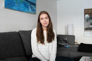 Jenny Tell fyller 18 år den 20 december.