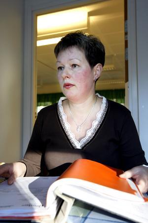 Elena Åsberg, återpublicerad bild med anledning av mordet i Surahammar. Bilden är från 2007.