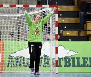 Martina Thörn gör ingen hemlighet av att hon vill till VM och att hon även vill spela.