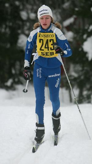 Ellen Forsgren, Hudiksvall.