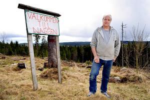 Leif Jonsson, en av eldsjälarna i Naggen.