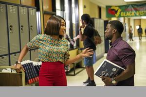 Kevin Hart spelar en man som har en cocktail av olika inlärningssvårigheter, men som får hjälp av den engagerade läraren Carrie (Tiffany Haddish).