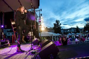 Laxfestivalen i Sollefteå 2016: Staffan Hellstrand/ Fotograf: Robbin Norgren.