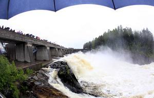 Vattenkraftsutbyggnaden har kallats