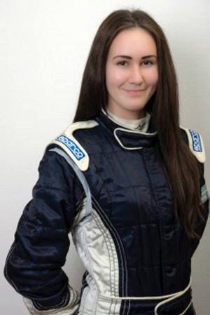 Emelie Liljeström, Västerås, ska köra i STCC för Avestabaserade Team Kia.