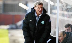 Johan Mjällby, manager VSK Fotboll.