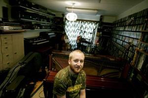 I höst spelar Jonas Kullhammar nästan bara nya låtar med sin kvartett. Efter Sverigeturnén går de in i studion och spelar in. Foto: Mats Andersson/Scanpix