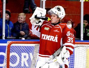 Johan Lantz lämar Timrå.