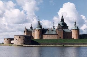 Nordens huvudstad. Historikern Gunnar Wetterberg vill återupprätta Kalmarunionen med Kalmar som huvudstad.