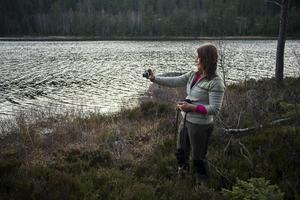 Susanne Lind fotograferar mycket när hon är ute. En del bilder hamnar på hennes blogg och Instagram.